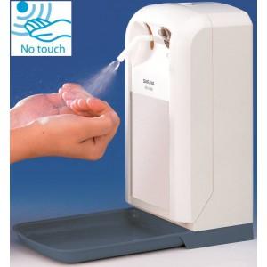 Distributeur UD1000 + 1 L savon mousse  Hygiène et Désinfection –  :  –  €