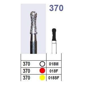 Fraise diamantée N°370 boîte 10 pièces  Rondes –  :  –  €