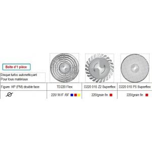 Disque turbo autonettoyant  Instruments rotatifs –  :  –  €