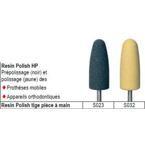 Polissoirs résine, boîte 10 pièces  Instruments rotatifs –  :  –  €