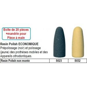 Polissoirs résine ECO, boîte 20 pièces  Instruments rotatifs –  :  –  €